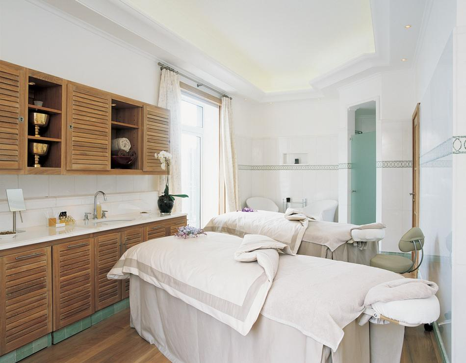 Double Treatment Spa Suite