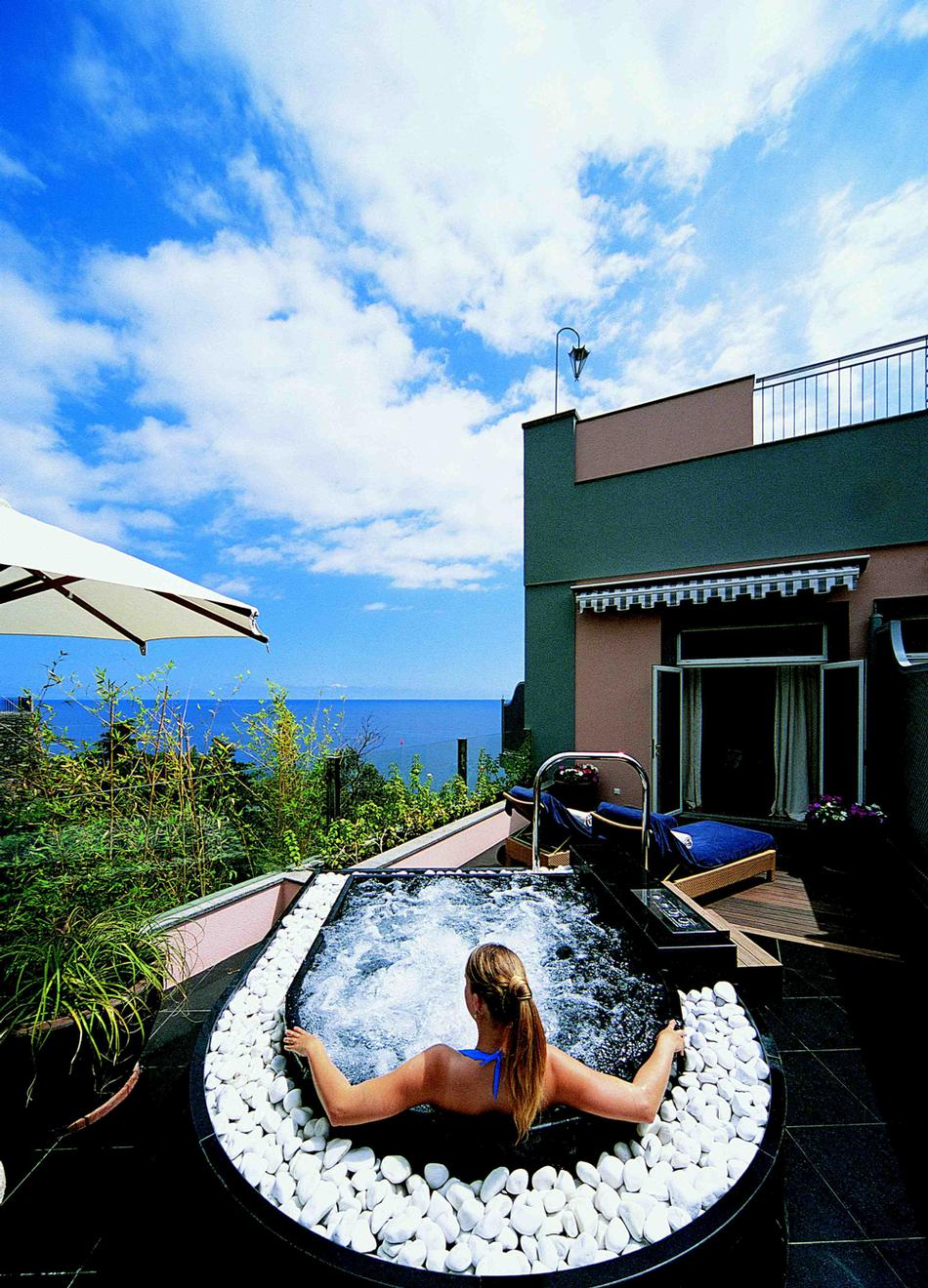 Ocean View Treatment Spa